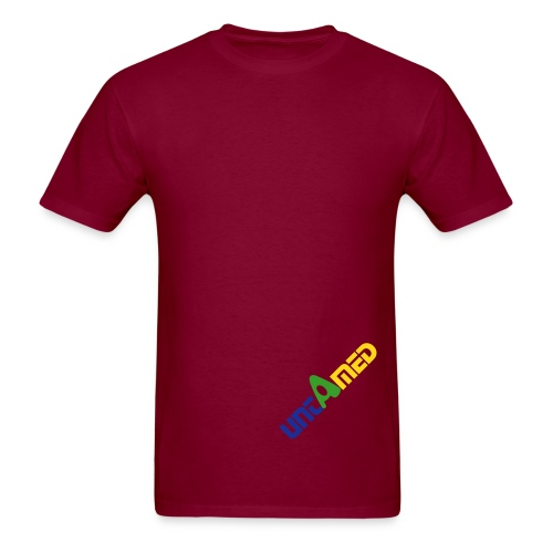 untamed t-shirt men - Men's T-Shirt