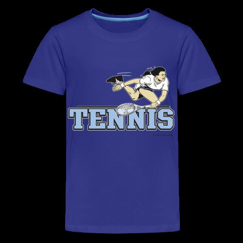Tennis  - Kids' Premium T-Shirt