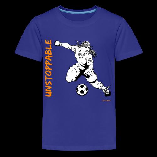 Soccer - kids - Kids' Premium T-Shirt