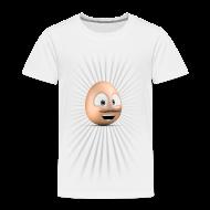 Baby & Toddler Shirts ~ Toddler Premium T-Shirt ~ Moustache Guy! - Toddler Shirt