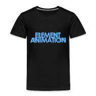 Baby & Toddler Shirts ~ Toddler Premium T-Shirt ~ Element Animation - Toddler shirt