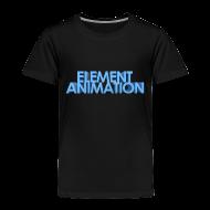 Baby & Toddler Shirts ~ Toddler Premium T-Shirt ~ Element Animation - Toddler shirt
