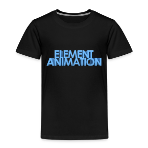 Element Animation - Toddler shirt - Toddler Premium T-Shirt