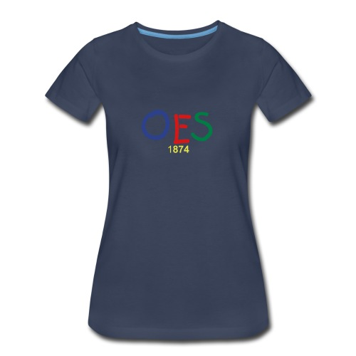 OES 1874 Slim  - Women's Premium T-Shirt