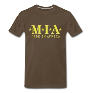 Made In Africa - Men's Premium T-Shirt
