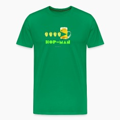 Hop Man Men's 3XL/4XL T-Shirt