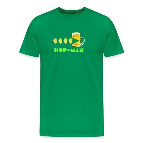 Hop Man Men's Premium T-Shirt  - Men's Premium T-Shirt