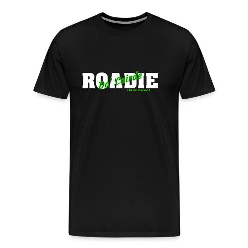 Do Cairde Roadie SS T-Shirt - Mens Black - Men's Premium T-Shirt