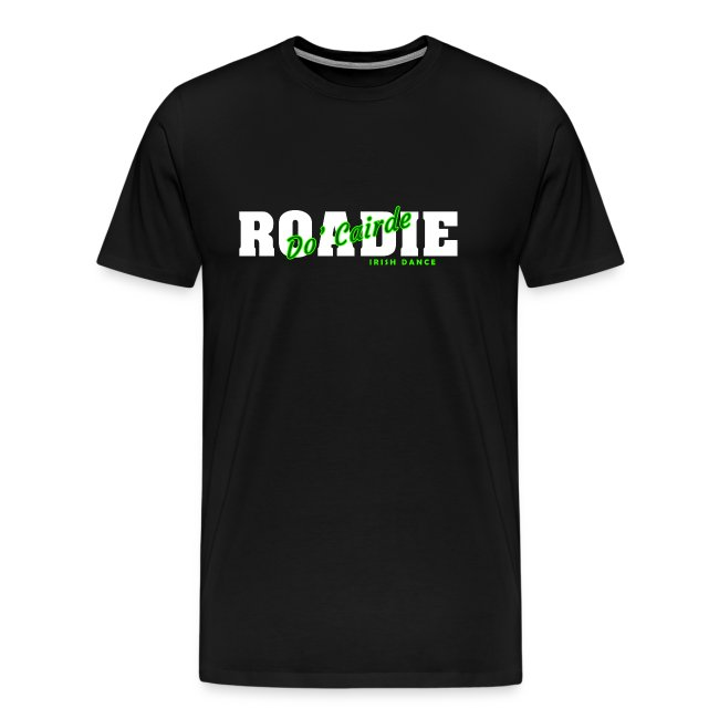 Do Cairde Roadie SS T-Shirt - Mens Black