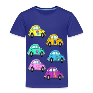 luv bugs toddler tshirt - Toddler Premium T-Shirt