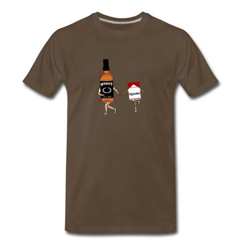 BFFs - Men's Premium T-Shirt