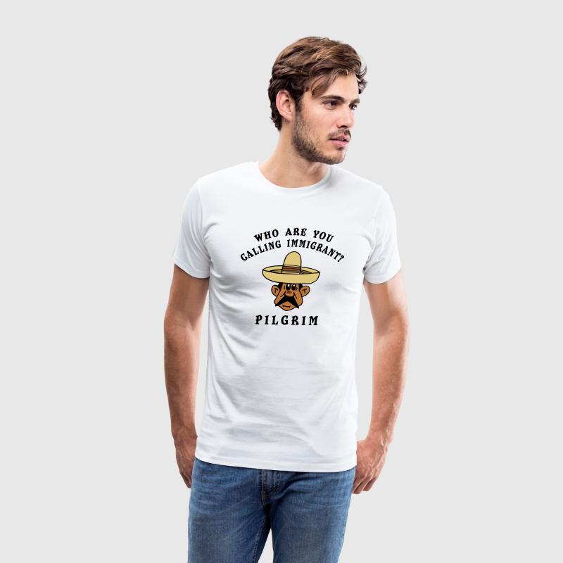 Mexican Immigrant T-Shirt - Men's Premium T-Shirt