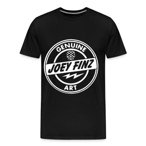 3 & 4 XL Genuine Art - Men's Premium T-Shirt