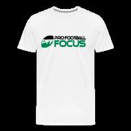 T-Shirts ~ Men's Premium T-Shirt ~ PFF 3-Colour Horizontal T