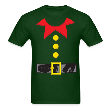 Elf Costume T-Shirts