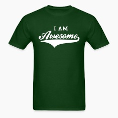 I AM Awesome T-Shirt WG