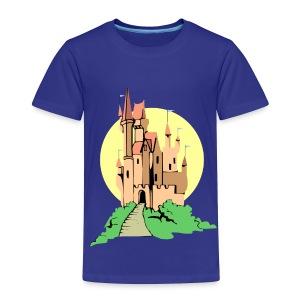 castle - Toddler Premium T-Shirt