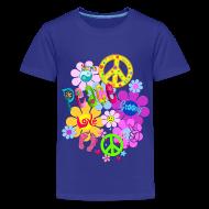 Kids' Shirts ~ Kids' Premium T-Shirt ~ hippie