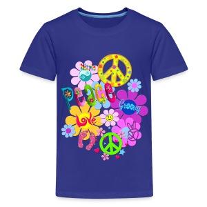hippie - Kids' Premium T-Shirt