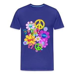 hippie - Men's Premium T-Shirt