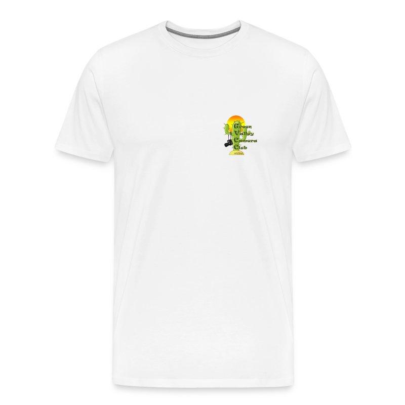 GVCC Logo for Silkscreen.png - Men's Premium T-Shirt