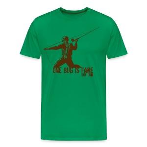 Combat Angler - Men's Premium T-Shirt