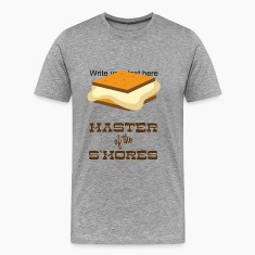 Master of the S'mores T-Shirts