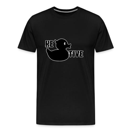 Re Duck Tive  - Men's Premium T-Shirt
