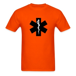 Men EMS (Black) - Men's T-Shirt