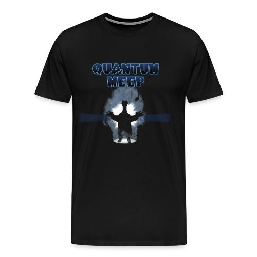 Quantum Meep - Men's Premium T-Shirt