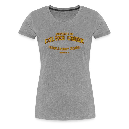 Culver Creek (Girly Fit) - Women's Premium T-Shirt