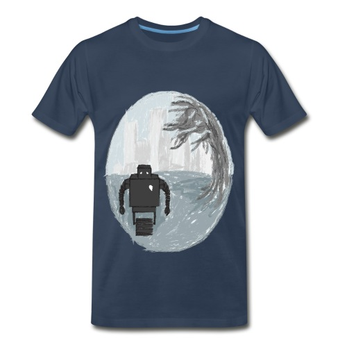 This World Is Not My Home - Men's Premium T-Shirt