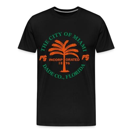 305 Pride Comelon y Gangero sizes - Men's Premium T-Shirt