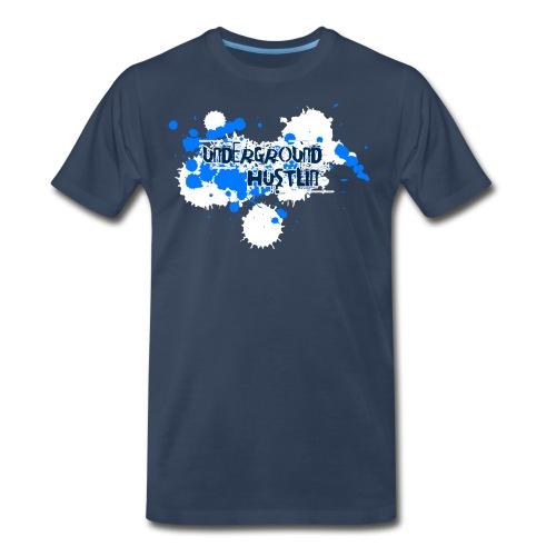 UGH VOLUME 1 TEE (BIG) - Men's Premium T-Shirt