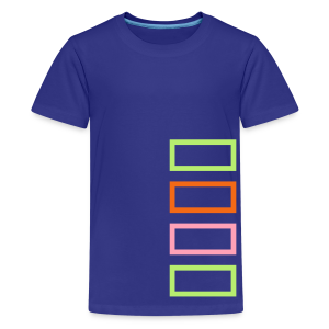Bar Trim - Kids' Premium T-Shirt