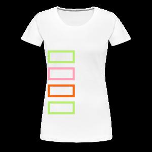 Bar Trim - Women's Premium T-Shirt