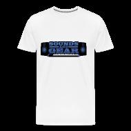 T-Shirts ~ Men's Premium T-Shirt ~ SAG- OG Logo Tee Big