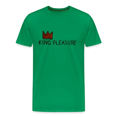 King Pleasure - Basquiat - Men's Premium T-Shirt