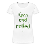 Women's T-Shirts ~ Women's Premium T-Shirt ~ Keep One