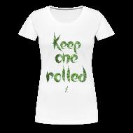 Women's T-Shirts ~ Women's Premium T-Shirt ~ Keep One