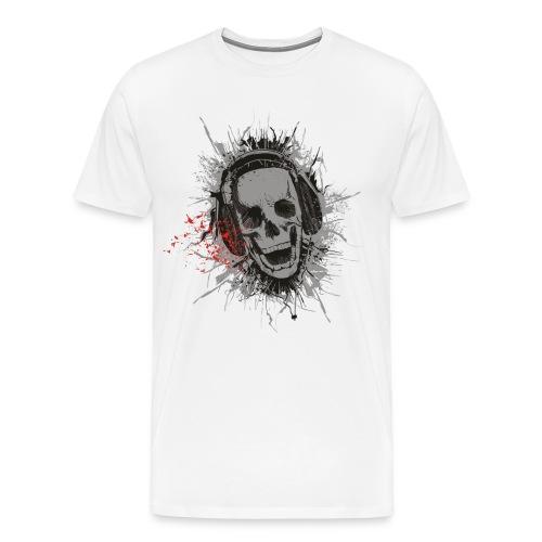 Deadly music t-shirt - Men's Premium T-Shirt