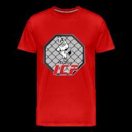 T-Shirts ~ Men's Premium T-Shirt ~ International Cock Fighting