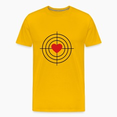 Heart is Target T-Shirts