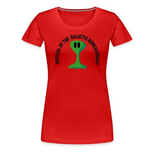Brainsucker (females) - Women's Premium T-Shirt