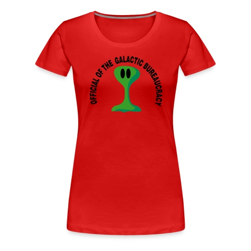 Brainsucker (females) - Women's Premium T-Shirt