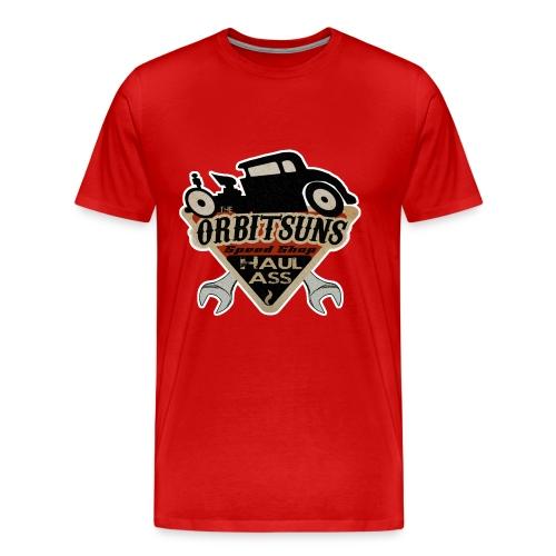 SpeedShop 1 Logo - Men's Premium T-Shirt