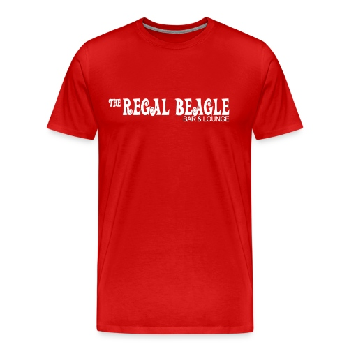 Regal Beagle - Men's Premium T-Shirt