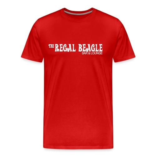 Regal Beagle - Men's Premium T-Shirt