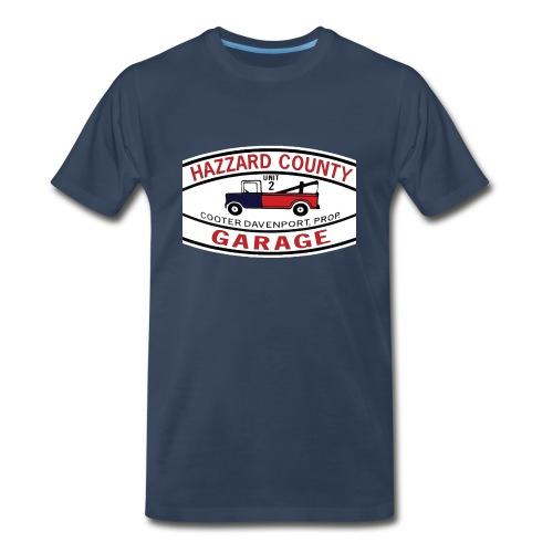 Hazard County Garage - Men's Premium T-Shirt