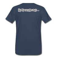 T-Shirts ~ Men's Premium T-Shirt ~ RB Ranger - Design D - Men 3XL+